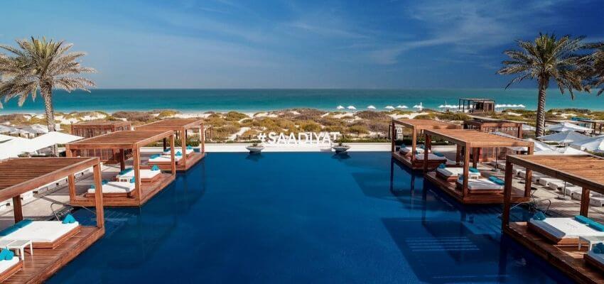 Saadiyat, Dubai Beach Club