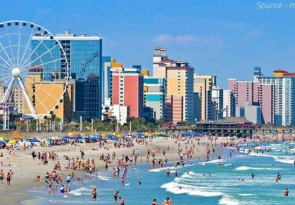 things to do in Myrtle Beach his weekend