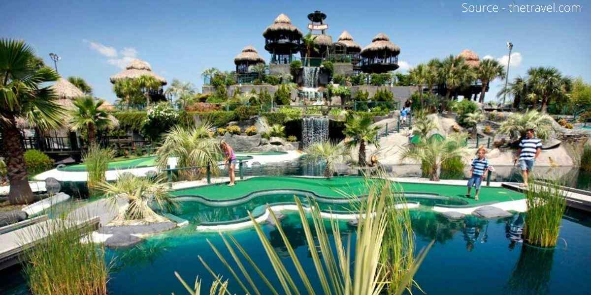 Mini-Golf Capital of the World